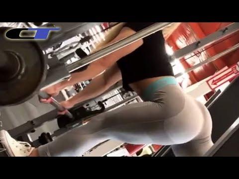 POWERFUL FEMALE FITNESS MOTIVATION (Kayleigh Jae)