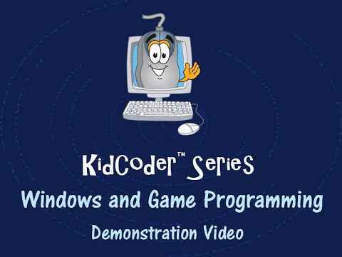 KidCoder: Game Programming with Visual Basic - Online Course