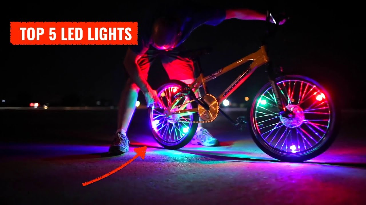 Amazing Electronic Led Lights Gadgets New Tech Gadgets 2018 Youtube