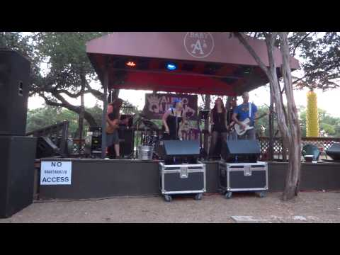 Come Together cover - AudioQueen @ Baby Acapulco's