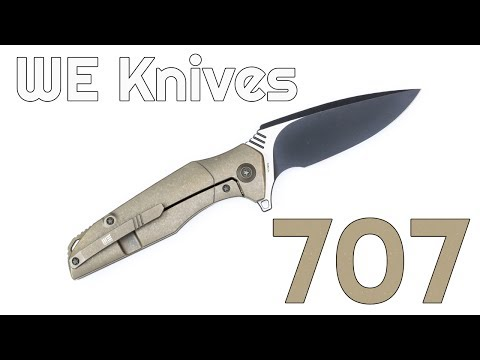 WE Knives 707 - Lovely Loaners