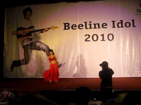 Beeline VN Idol 2010 – Belly dance in Tell Me