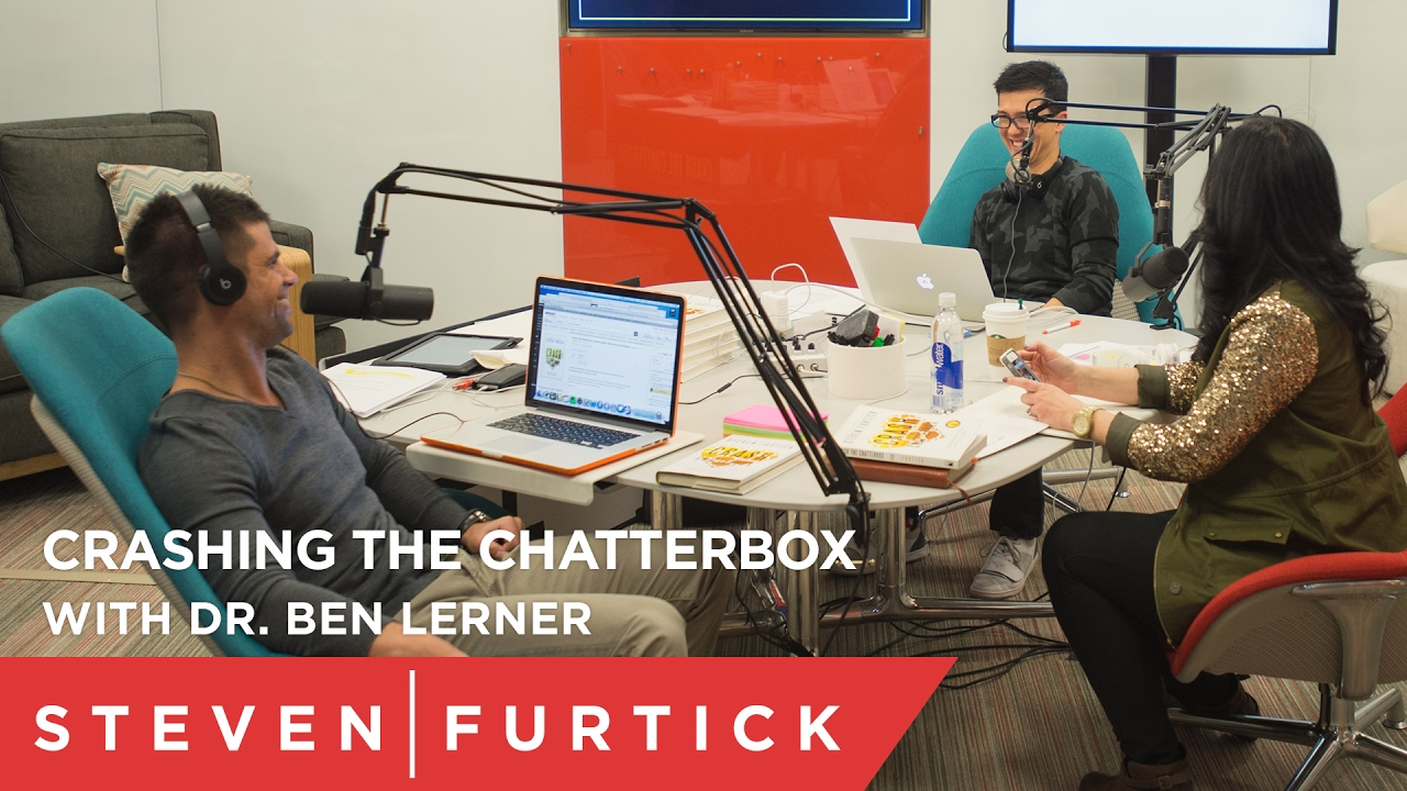 Crashing the Chatterbox with Dr. Ben Lerner