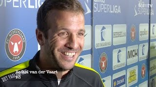 Van der Vaart: God f�lelse at score hjemme foran fansene