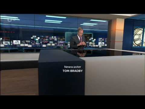 ITV News At 10 (Closing) 29th August 2017