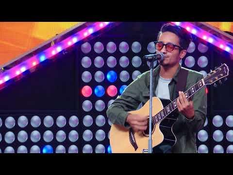 "Saptak Dutraj - ""Aankhama Timilaai "" - Blind Audition - The Voice of Nepal 2018"