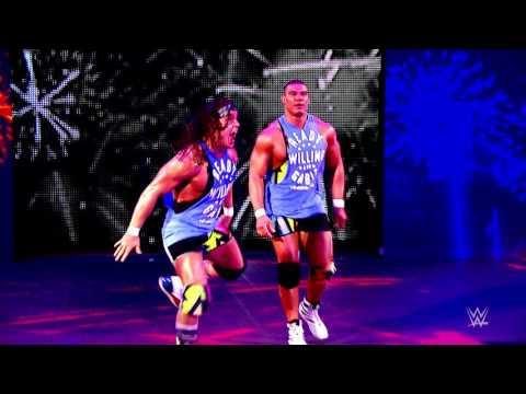 WWE Live Copenhagen @ Royal Arena 14. maj 2017