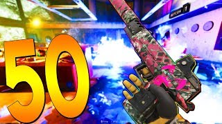 50 ROUNDS OF CLASSIFIED - Black Ops 4 Zombies Live Stream