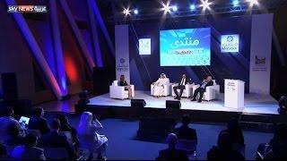 منتدى سكاي نيوز عربية حول التغير المناخي
