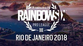 Rainbow Six Siege Pro League 3 Rio De Janeiro 2018 Finals And More