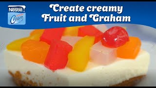 Creamy Fruit & Graham