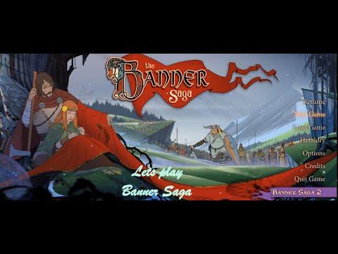 Lets play Banner Saga Part 1  