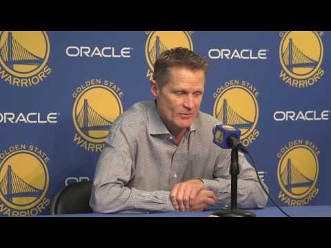 Kerr pokes fun at Curry's political comments: 'Steph is one of our best assets'