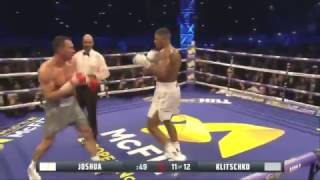 Anthony Joshua Vs. Wladimir Klitschko KO (FULL KNOCKOUT FOOTAGE 2017)