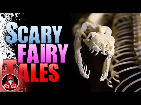 5 SCARY Real Fairy Tales