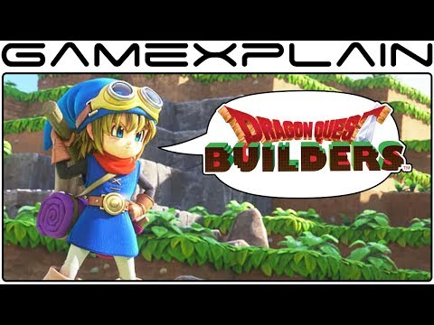 Dragon Quest Builders  - Nintendo Switch Preview DISCUSSION