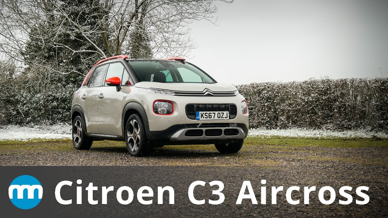 2019 citroen c3 aircross diesel review new motoring youtube. Black Bedroom Furniture Sets. Home Design Ideas