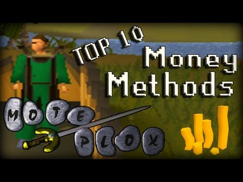 Top 10 Best OSRS Money Making Methods