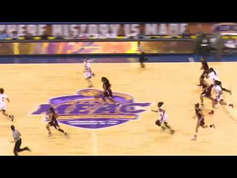 Khyra Conerly College Highlight (NC Central University)