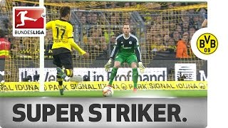 Superhero Striker - All of Aubameyang
