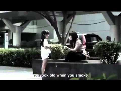 Publicité anti-tabac réussie !