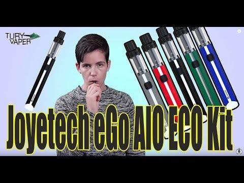 Joyetech eGo AIO ECO Kit / kit de inicio BUENO BONITO BARATO