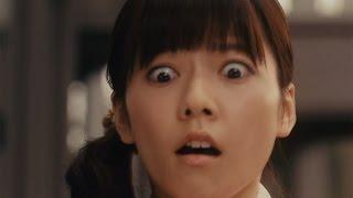 """""""ぱるる""""恐怖でおののく!映画「劇場霊」特報 #Gekijourei #horror movie"""