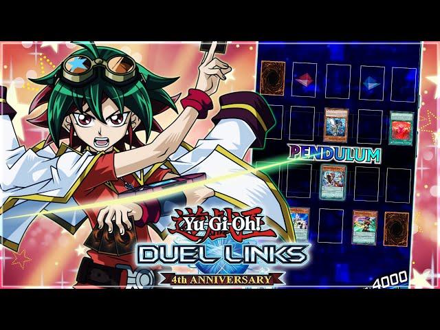 How Will PENDULUM SUMMONING Work?   Yu-Gi-Oh! Duel Links Arc-V World 2021 Discussion