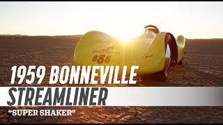 1959 Bonneville Streamliner Super Shaker // Mecum Phoenix 2019