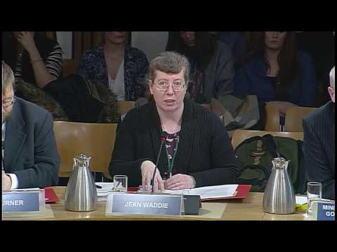 Local Government and Communities Committee – Scottish Parliament: 30th November 2016