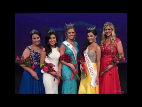 Miss Anaheim & Miss Anaheim Hills Radio Spot