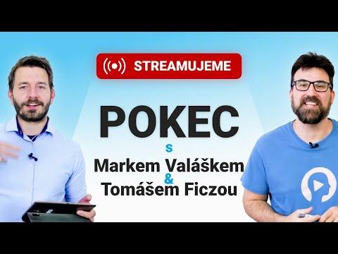 LIVESTREAM - Pokec s diváky s Markem Valáškem (čtvrtek 17. 12. - 17:00)