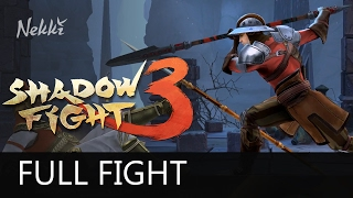 Shadow Fight 3: Gameplay - FULL FIGHT