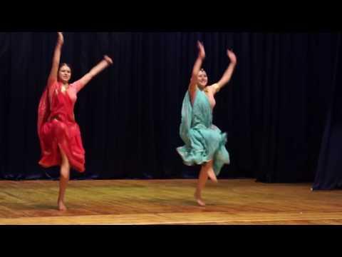 Красивый индийский танец девушек Money, Money  әдемі үнді би қызлардiң - Познавательные и прикольные видеоролики