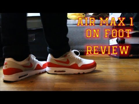 Air Max 1 Ultra 2.0 le On Foot Review!! Air Max Day Exclusive Pair!!!