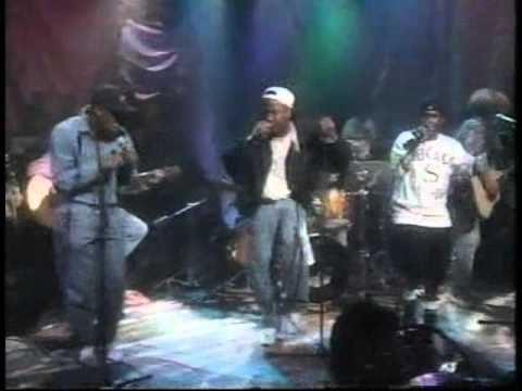 Tribe Called Quest Can I Kick It  UNPLUGGED