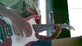 killing me inside COME ON GIRL guitar cover