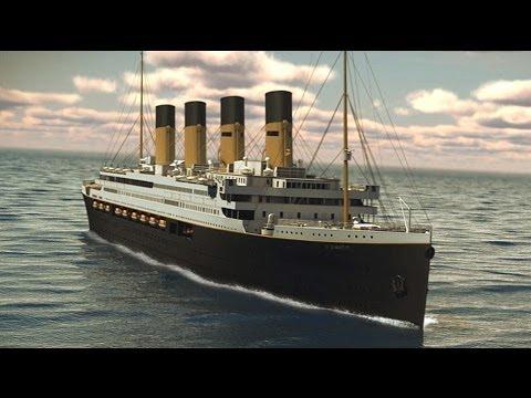 The New Titanic Rebuild 2016 Youtube