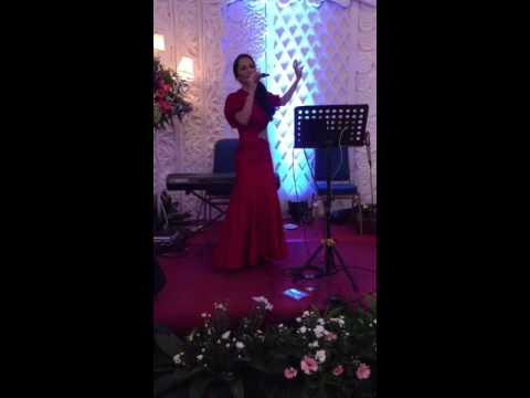 "Devi Demplon ""Menjangan"" 1st perform Mp3"