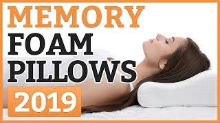 Best Memory Foam Pillows 2019 – TOP 8 Memory Foam Pillow