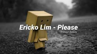 XXXTentacion Waiting x Ericko Lim Please lyric