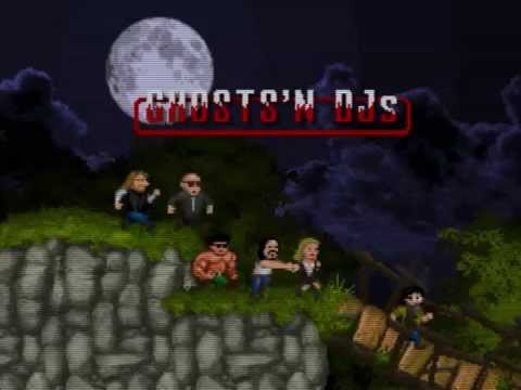 GHOSTS'N DJS - Orchestral track and characters