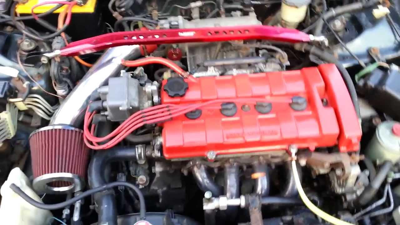 1994 Acura Integra LS. ly engine sound!!! - YouTube