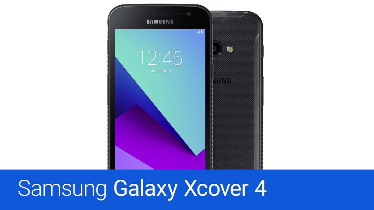 detailed look f196c 6ab24 Samsung Galaxy Xcover 4 (recenze)