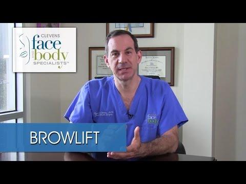 Dr. Ross Clevens Explains the Brow lift Procedure for Men | Melbourne, FL