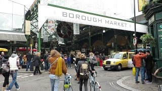 The Best Of Borough Market @ London Bridge