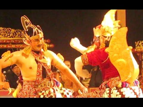 PERANG AGENG - Festival Wayang Orang Wong Yogyakarta - Javanese Dance Theatre [HD]