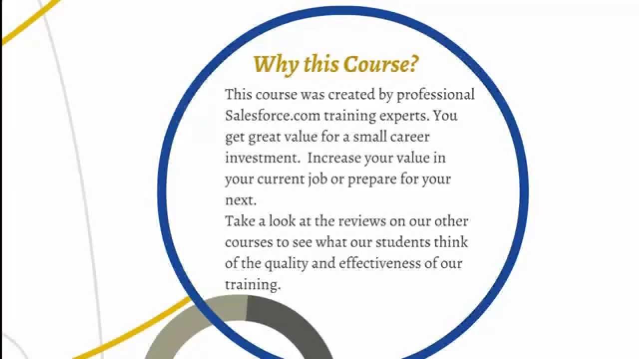 Salesforce com New User Training