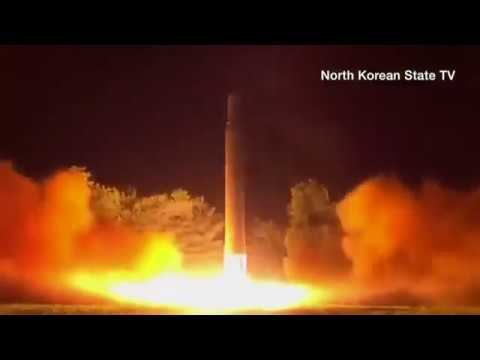 N Korea missile 'seen from Japan' - BBC News