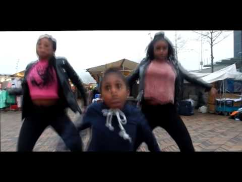 Fally Ipupa -  Kiname || Choreo by Aron Norbert ||